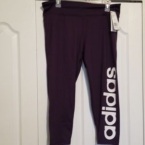 Brand new Adidas workout pants